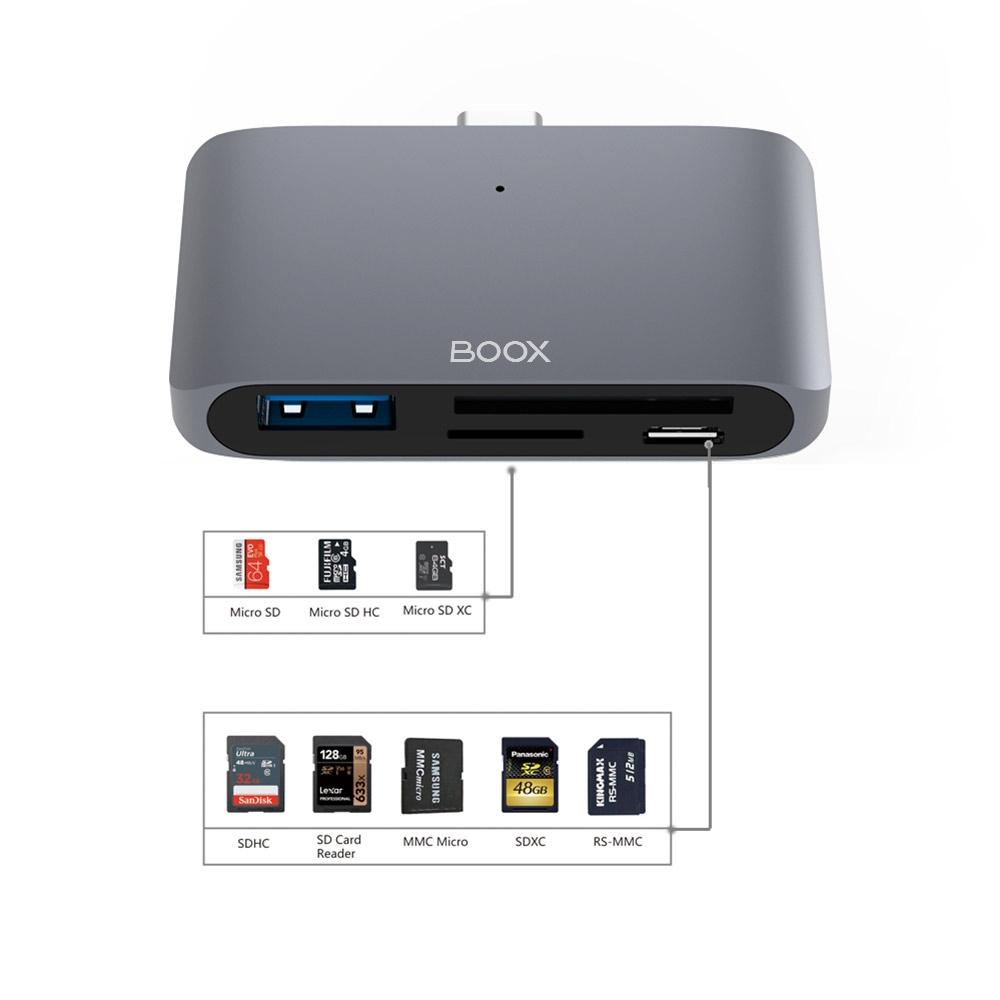 Hub USB-C Onyx Boox
